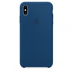 Apple iPhone XS Max Silicone Case - Blue Horizon (MTFE2)