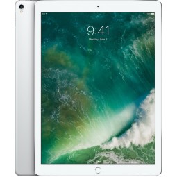 Apple iPad Pro 12.9 Wi-Fi 64GB Silver (MQDC2)