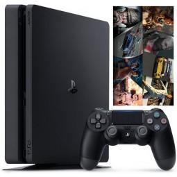 Sony PlayStation 4 Slim 1TB + Game